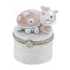 minicofanetto primo dentino coccinella rosa