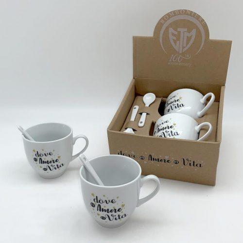 set tazzine cappuccino