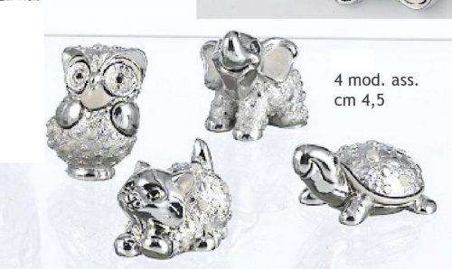 4 modelli ass animaletti