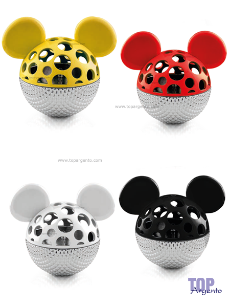 Disney silver colors Luce da compagnia