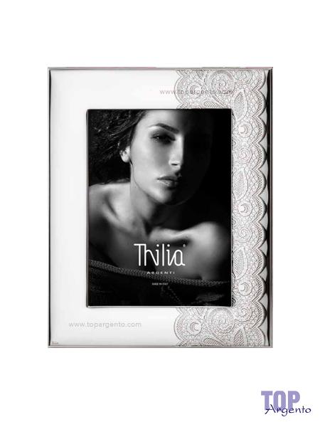 Thilia Argenti Cornice Decorata Argento