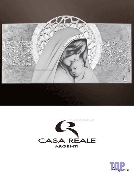 Casa Reale Tavola Madonna con Bambino