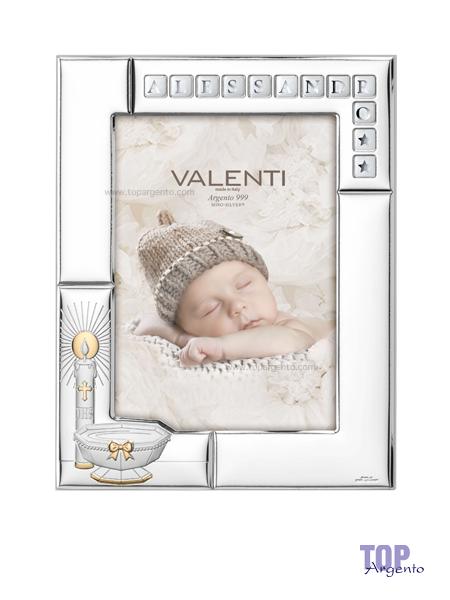 Valenti & Co. Cornice Battesimo Comunione