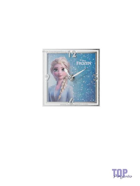 Valenti & co. Disney Orologio da Tavolo Elsa