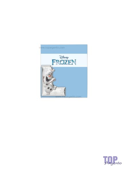 Valenti & Co Disney Cornice Olaf Frozen