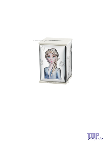 Valenti & co. Disney Salvadanaio Frozen Elsa