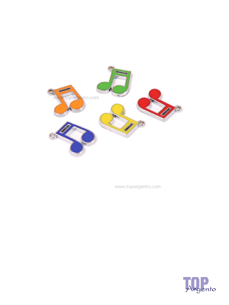 Greenford Ciondoli Mini Nota Musicale Mix