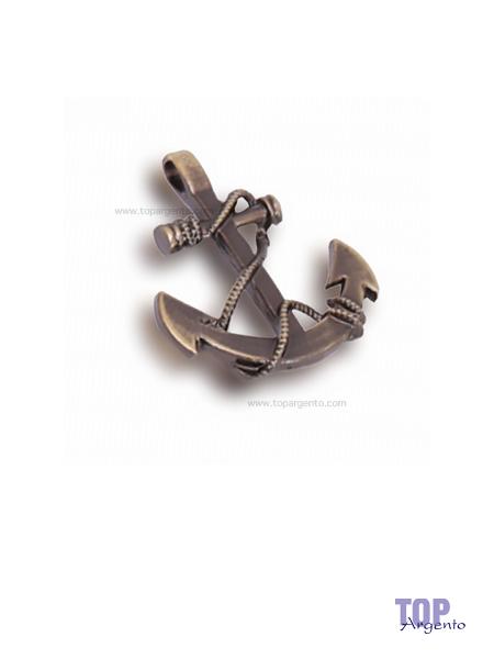 Greenford Ciondolo Ancora Maxi Bronze
