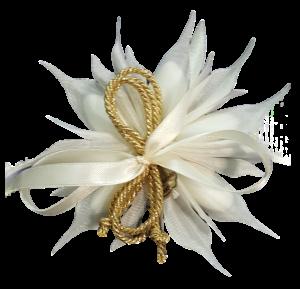 matrimonio bianco-oro