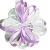 comunione-cresima bianco-lilla
