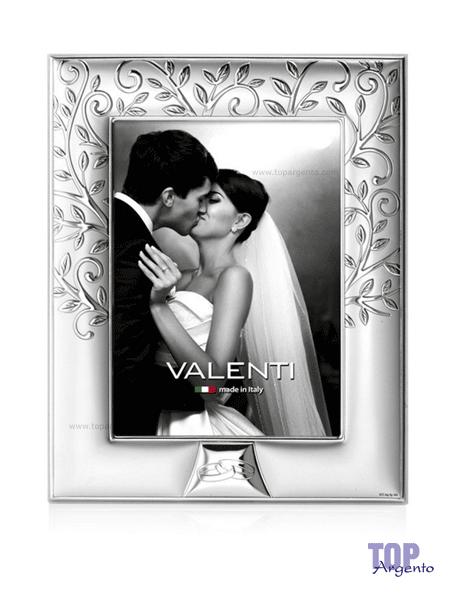 Valenti Argenti Portafoto Album Fedi Albero della Vita