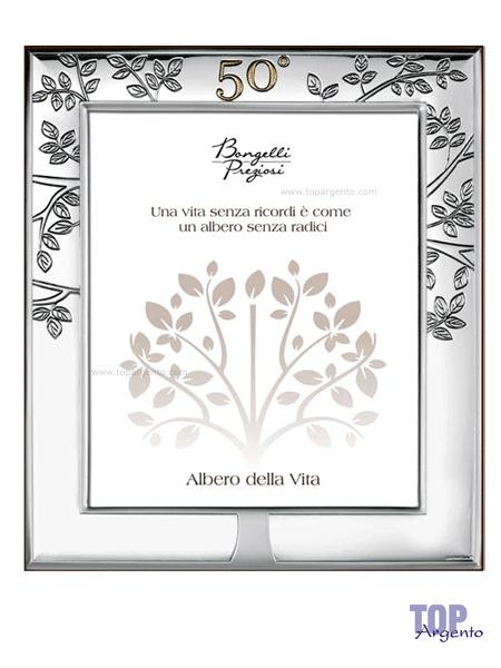 Bongelli Preziosi Cornice 50° Albero della Vita Pierre Cardin