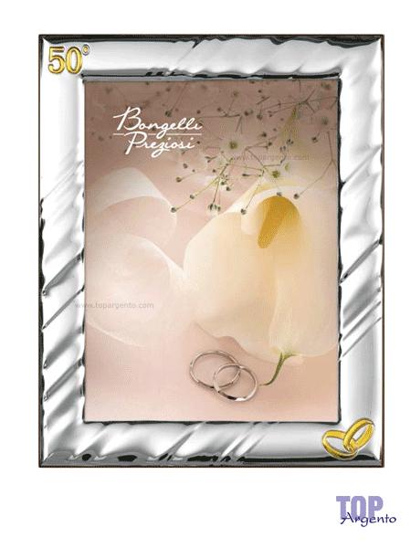 Bongelli Preziosi Cornice 50° Album 25° Pierre Cardin