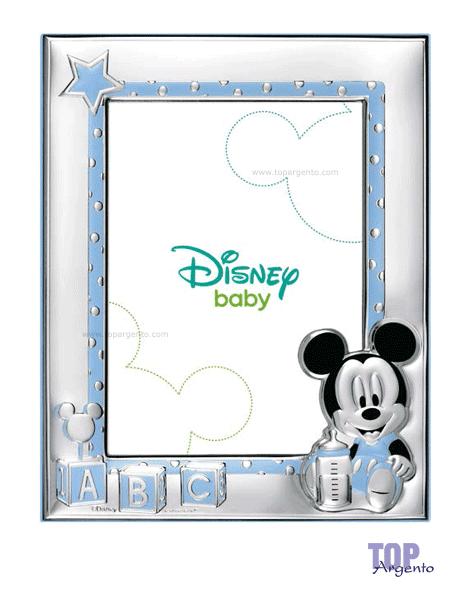 Bongelli Preziosi Cornice Album Disney Baby Celeste