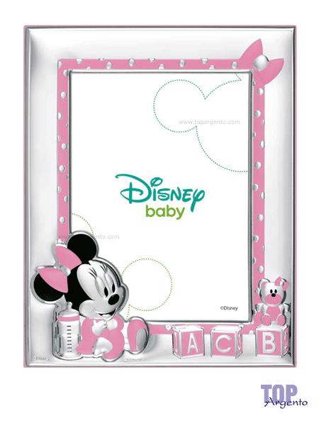 Bongelli Preziosi Cornice Album Disney Baby Rosa