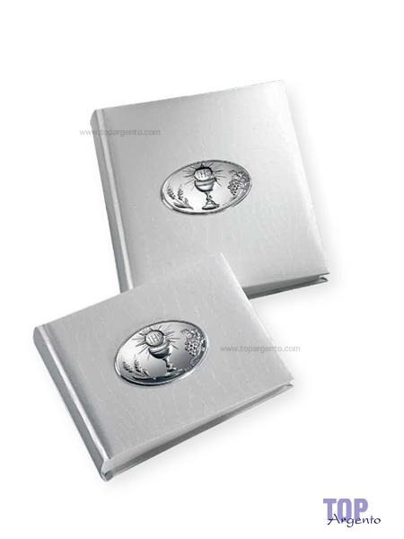 Camilletti Linea Comunione Album Placca In Argento