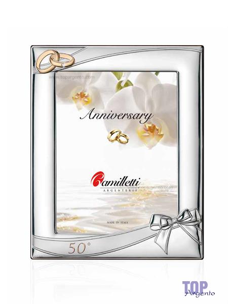 Camilletti Linea Anniversario Cornice 50°