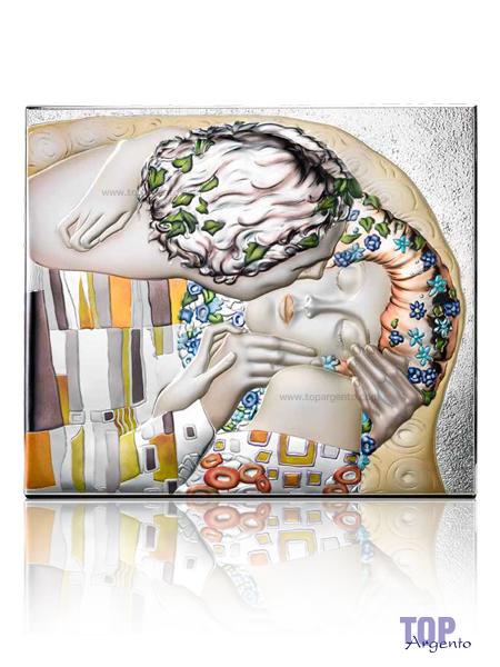 """Camilletti Linea Quadri """"Il Bacio"""" Klimt"""