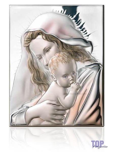 Camilletti Linea Quadri Madonna Con Bambino