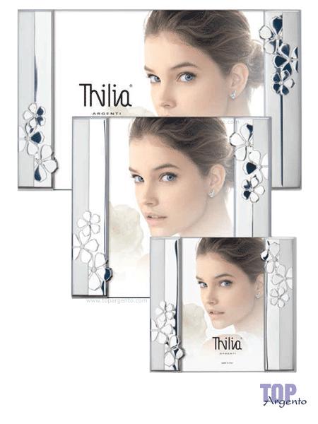 Thilia Argenti Cornice Fiori