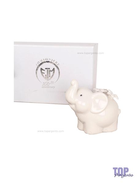 Etm Bomboniere Collezione Fiore Elefantino