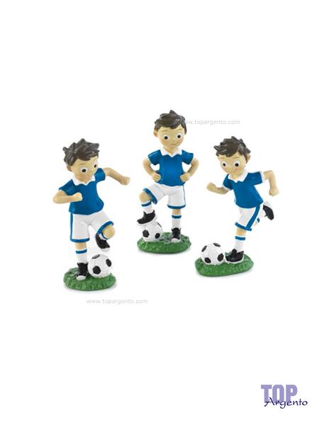 Paben Calciatori Maglia Azzurra Piccoli