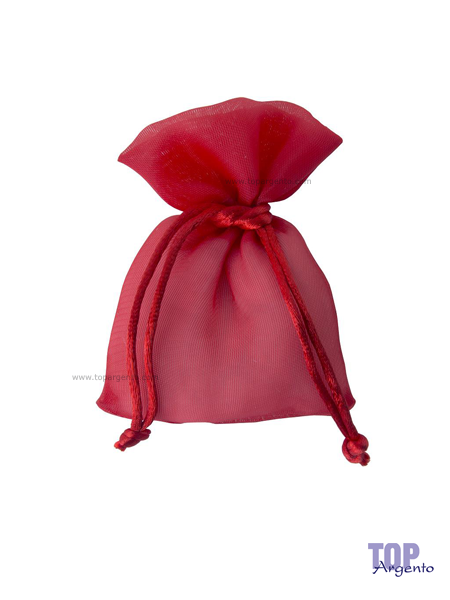 Etm Sacchetti Lucido Bag Rosso