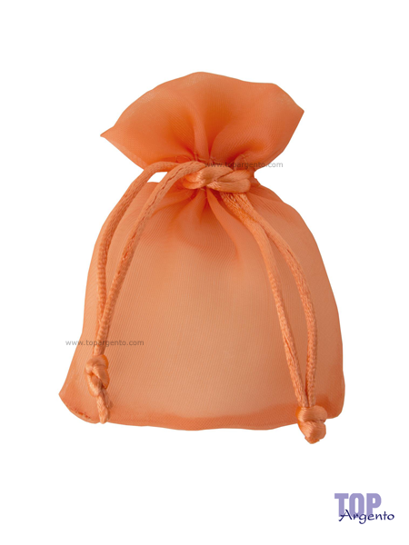 Etm Sacchetti Lucido Bag Arancio