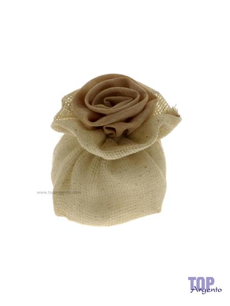 Etm Sacchetti Jade Bag Rosa Antico