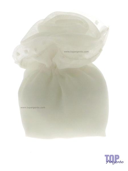 Etm Sacchetti Luna Bag Bianco