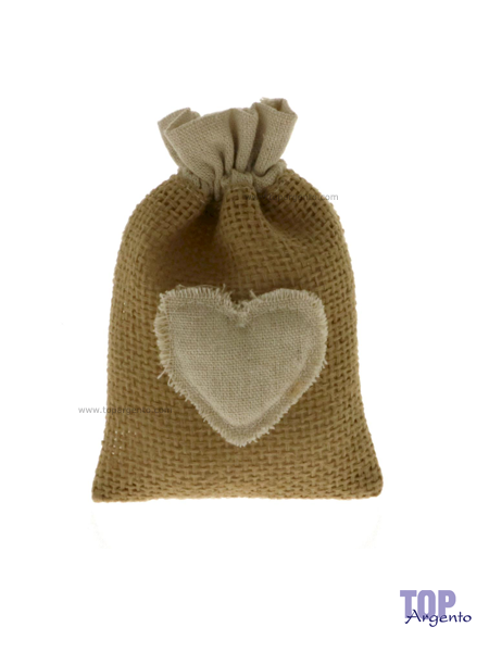 Etm Sacchetti Heart Bag