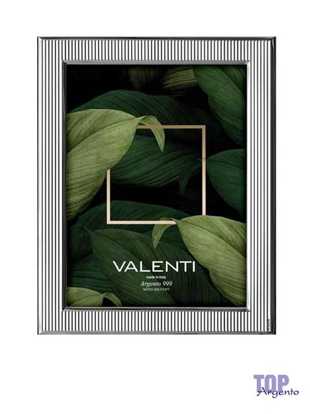 Valenti Argenti Cornice Guillochè 9×13