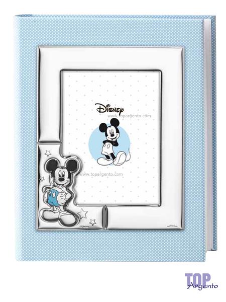 Valenti Argenti Album Disney Topolino 25×30