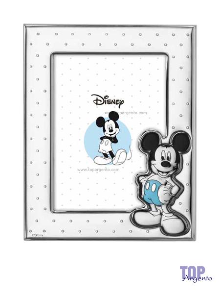 Valenti Argenti Cornice Portafoto Disney Topolino 13×18