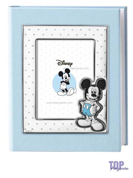 Valenti Argenti Album Cornice Disney Topolino 25×30
