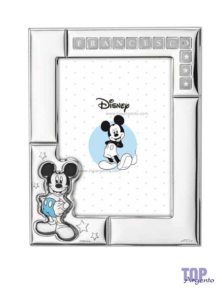 Valenti Argenti Portafoto Disney Topolino Lettere Adesive 13×18