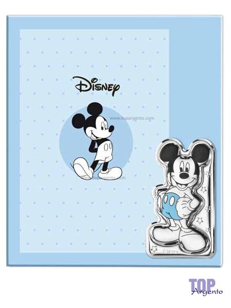 Valenti Argenti Cornice Portafoto Disney Topolino 15×20