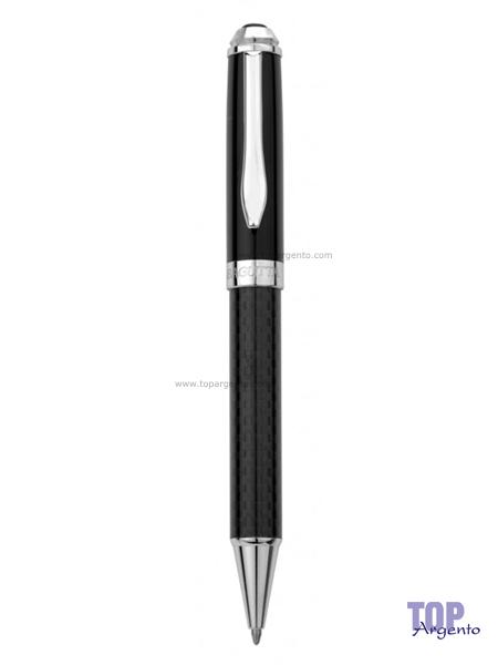 Bagutta Argenti Penna Sfera Bicolore Carbonio