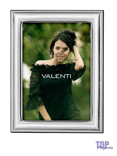 Valenti Argenti Cornice Lucida Satinata 9×13