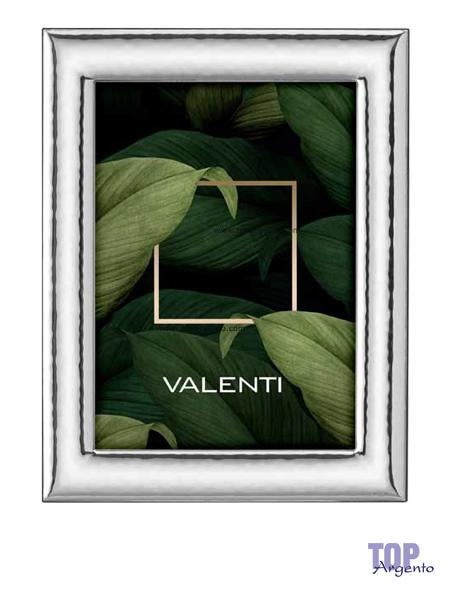 Valenti Argenti Cornice Lucida Martellata 15×20