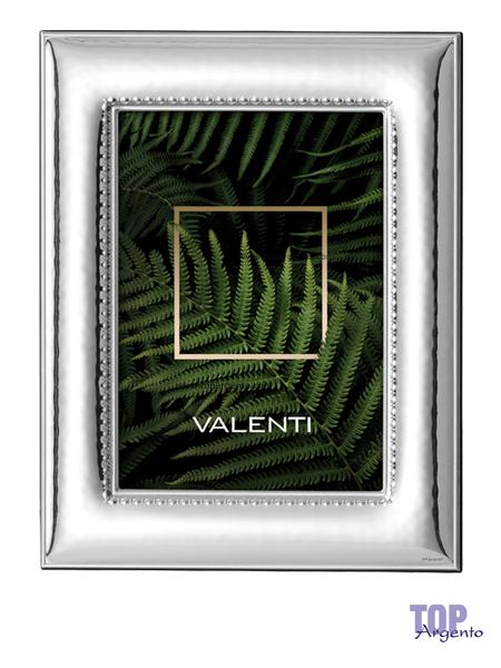 Valenti Argenti Cornice Lucida Retro Legno 13×18
