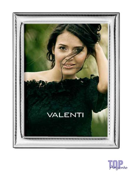 Valenti Argenti Cornice Lucida Fascia Stretta 20×30