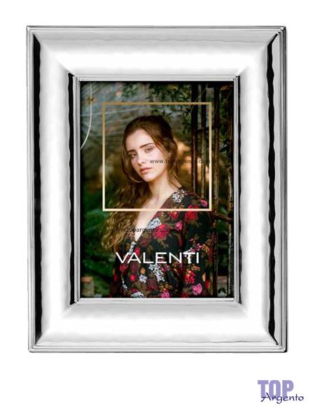 Valenti Argenti Cornice Lucida Fascia Larga 10×15