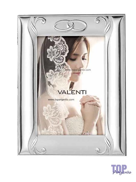 Valenti Argenti Cornice Satinata Fedi 18×24